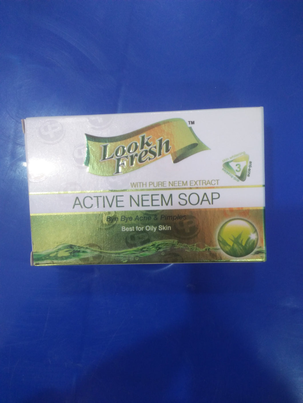 Look Fresh Active Neem Soap 100g