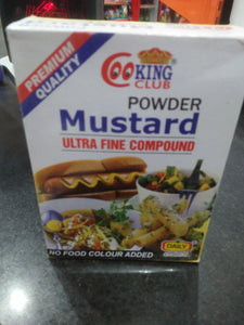 Daily Food Mustard Powder 100g