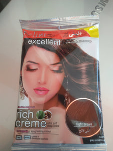 Belini Light Brown Hair Color