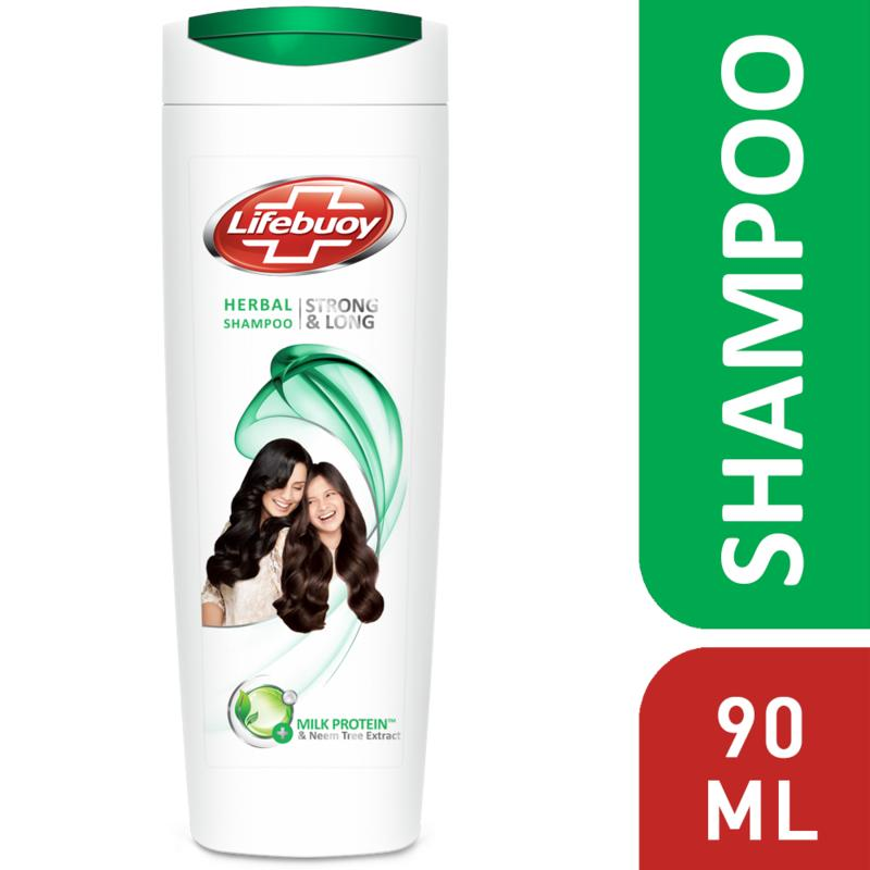 Lifebuoy Herbal Shampoo  90ml
