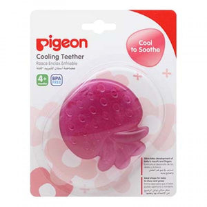 Pigeon Cooling Teether (STAWBEERY)