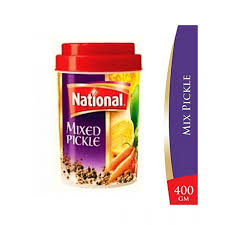 National Mixed Pickle - 400g