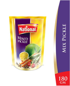 National Mixed Pickle 180GM