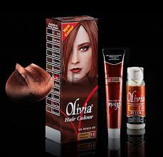 Olivia Hair Color 11 - Copper Brown