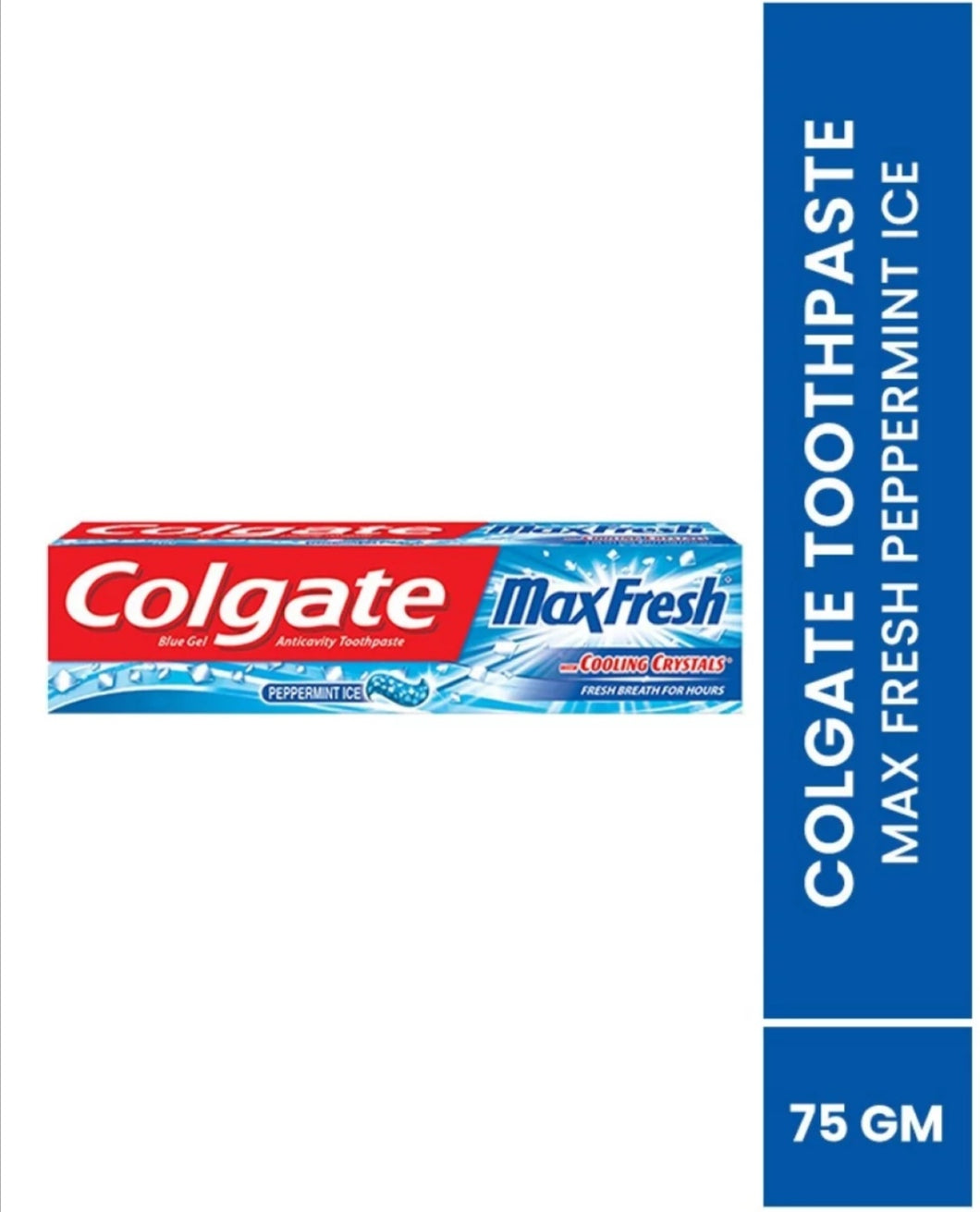 Colgate Maxfresh Peppermint Ice Toothpaste  75g