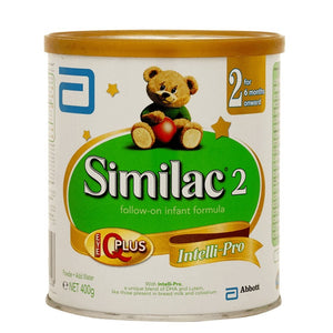 Similac IQ Plus 2 Milk Powder 400 gm