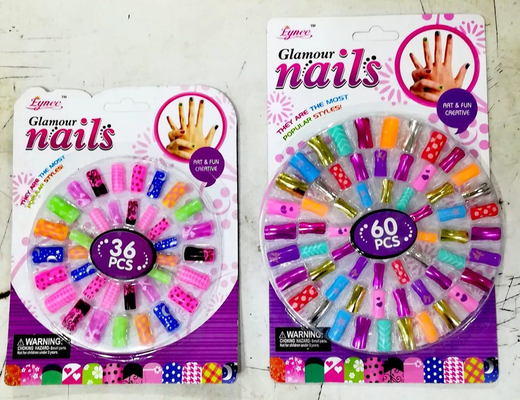 Nail Set In Card Large