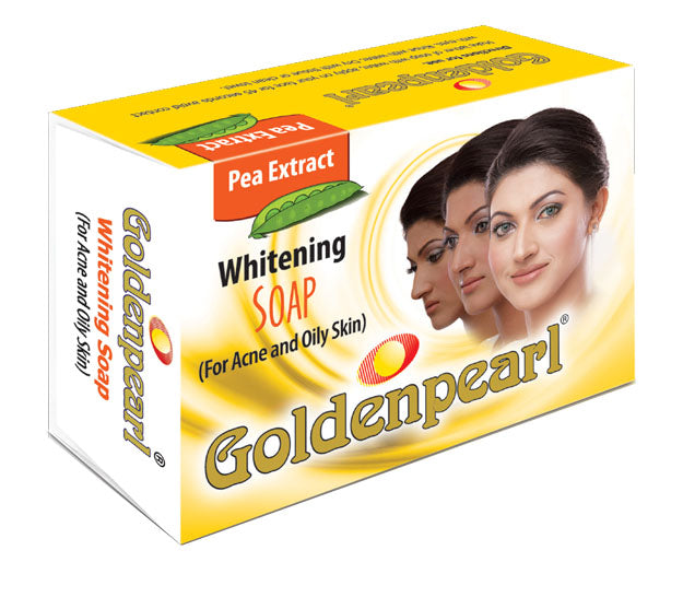 Golden Pearl Acne Soap for Oily Skin