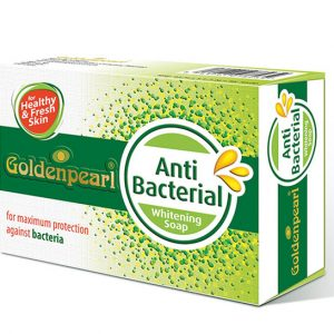 Golden Pearl Anti Bacterial Whitening Soap