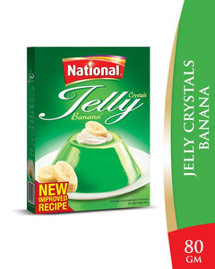 National Jelly Banana - 80g