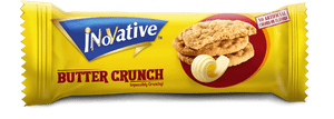 Inovative Butter Crunch Biscuits Half Roll