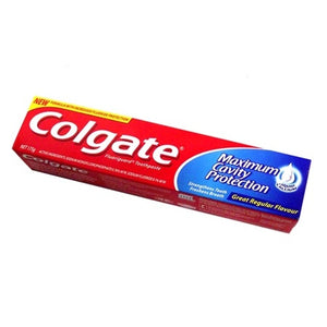 Colgate Maximum Cavity Protection Toothpaste 20g