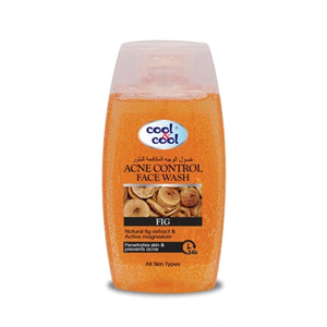 Cool & Cool Face Wash Fig 75ml