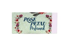 Rose Petal Perfumed 200 Sheets