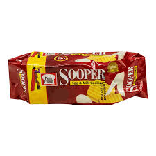 Peek Freans Sooper Egg & Milk Cookies Half Roll