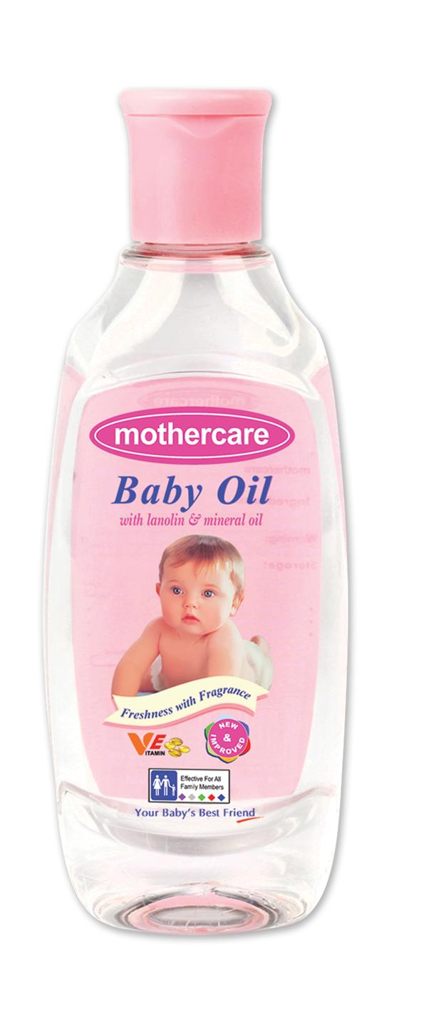 Mothercare Baby Oil 300ml