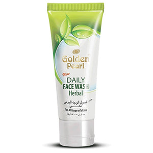 Golden Pearl Daily Face Wash (Herbal) - 110ml