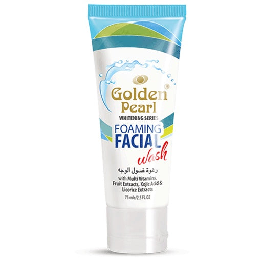 Golden Pearl Foaming Facial Wash - 75ml