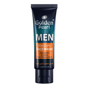 Golden Pearl Max Light Face Wash - 110 ml