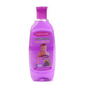 Mothrecare Baby Shampoo 60ml
