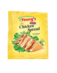 Young's Chiken Spread 100ml