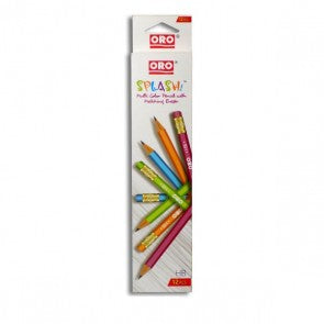 ORO Splash Multicolor 12 pcs (dozen)