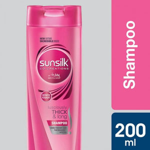 Sunsilk Thick & Long Shampoo 200ml