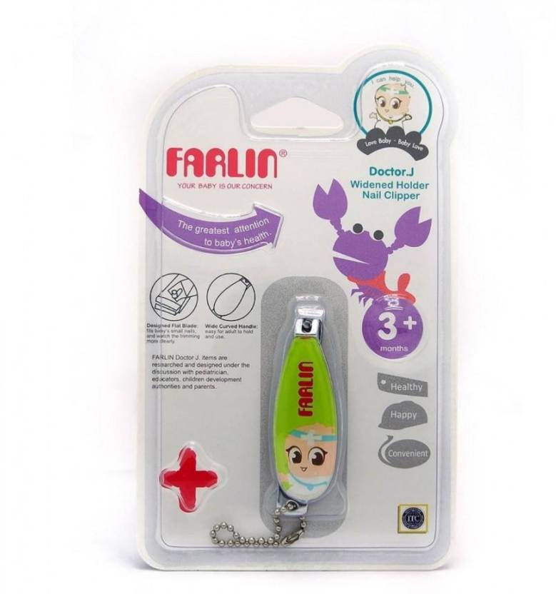 Farlin Nail Clipper