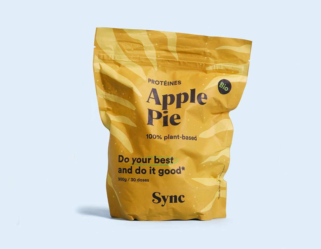 Apple Pie / 450g / 15 doses