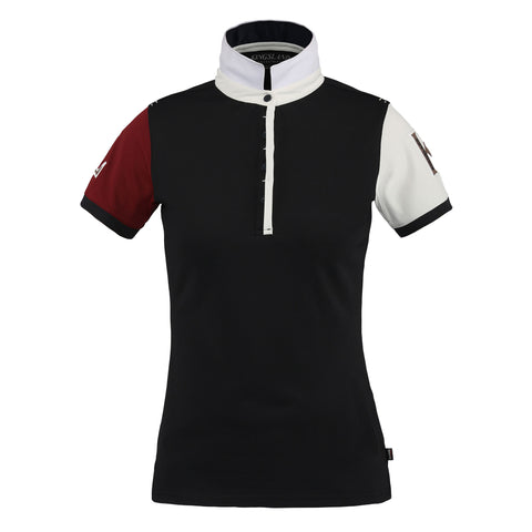 Termine Ladies Polo Pique Shirt from AJ's Equestrian Boutique, Hertfordshire, England