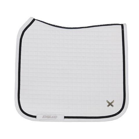 Kingsland Dressage Saddle Pad from AJ's Equestrian Boutique, Hertfordshire, England