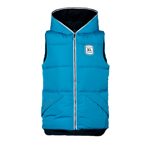 Kingsland Gannett Unisex Insulated Body Warmer from AJ's Equestrian Boutique, Hertfordshire, England