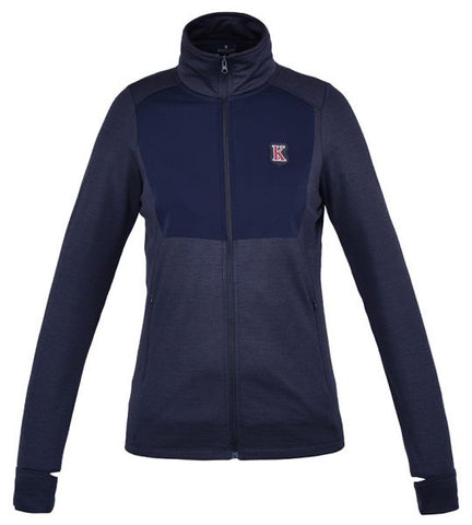 Kingsland Jenna Fleece Jacket from AJ's Equestrian Boutique, Hertfordshire, England