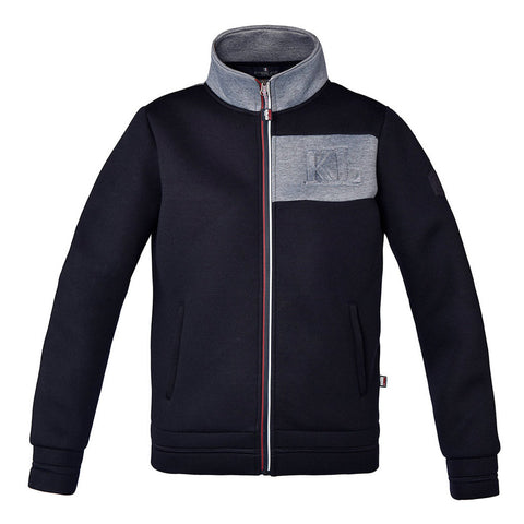 Kinsgland Wildspitze Unisex Bonded Sweat Jacket from AJ's Equestrian Boutique, Hertfordshire, England