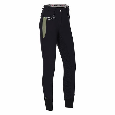 Harcour Eva Full Grip Womans Breeches from AJ's Equestrian Boutique, Hertfordshire, England