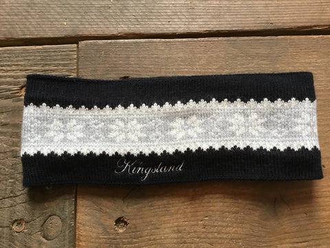 Kingsland Unisex Alessia Headband from AJ's Equestrian Boutique, Hertfordshire, England
