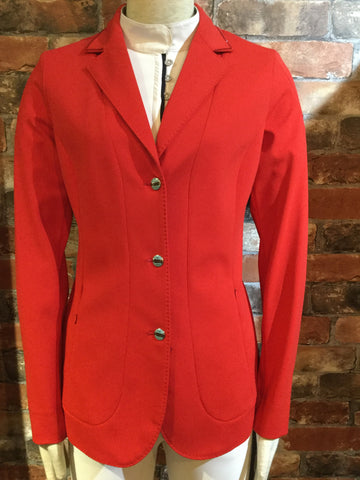 Animo Loaker Competition Jacket from AJ's Equestrian Boutique, Hertfordshire, England