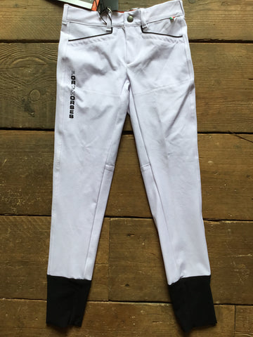 For Horses Children's Chicco Breeches from AJ's Equestrian Boutique, Hertfordshire, England