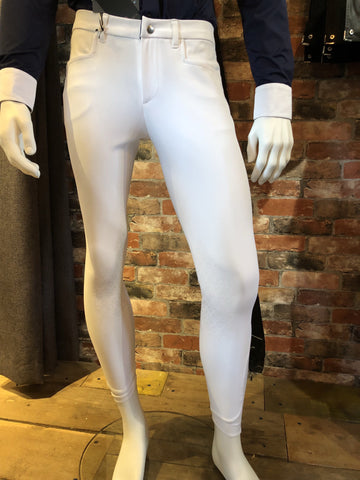 Cavalleria Toscana Men's New Grip System Breeches from AJ's Equestrian Boutique, Hertfordshire, England