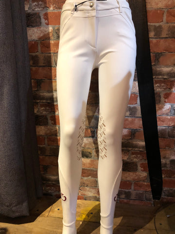 Special Edition Frame Line Breeches from AJ's Equestrian Boutique, Hertfordshire, England