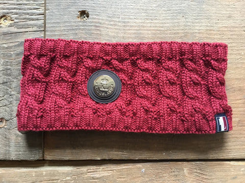 Kingsland Karluk Headband from AJ's Equestrian Boutique, Hertfordshire, England