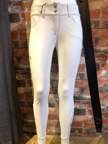 Cavalleria Toscana American Full Grip Breeches from AJ's Equestrian Boutique, Hertfordshire, England