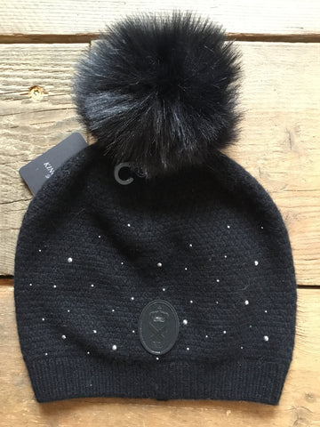 Kingsland Nakina Knitted Hat from AJ's Equestrian Boutique, Hertfordshire, England