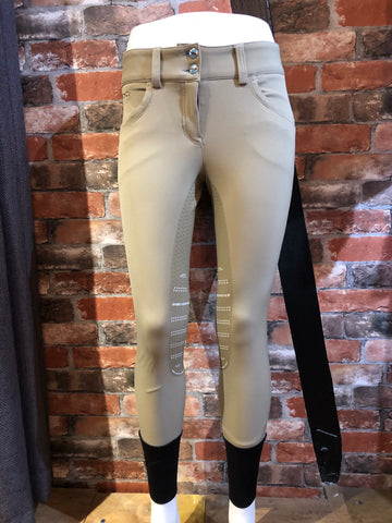 Animo Navale Breeches from AJ's Equestrian Boutique, Hertfordshire, England