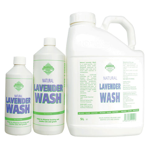 Barrier Lavender Wash 1L