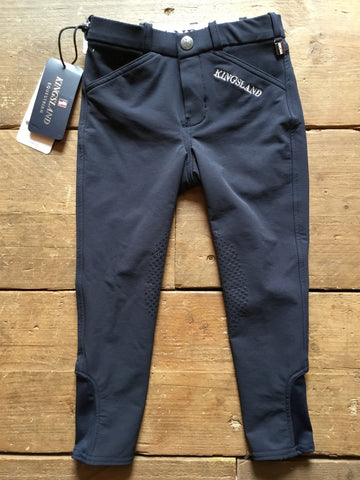 Kingsland E-Tec Junior Breeches from AJ's Equestrian Boutique, Hertfordshire, England