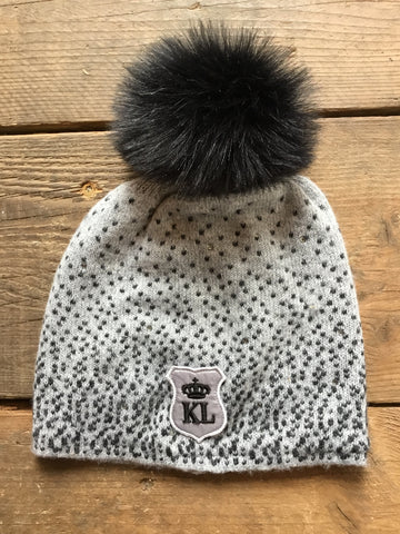 Kingsland Chignik Knitted Hat from AJ's Equestrian Boutique, Hertfordshire, England
