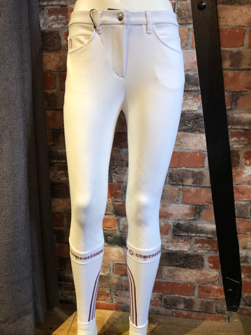 Cavalleria Toscana Full Grip Compression Breeches from AJ's Equestrian Boutique, Hertfordshire, England