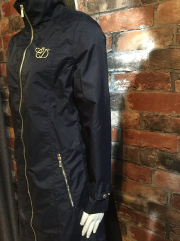 Kingsland CD Paganini Trench Coat from AJ s Equestrian Boutique 4521a2a4d6