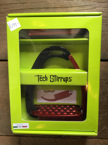 Venice Tech Stirrups from AJ's Equestrian Boutique, Hertfordshire, England